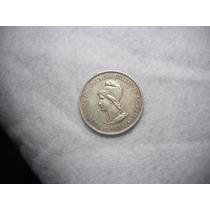 Moeda 500 Reis Prata Imperio 1889 25mm
