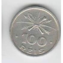 Moeda 100 Reis 1932 Vicentina