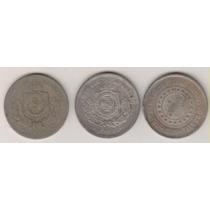 B211 - 200 Réis 1.8.7.1/ 87 / 89 O Lote Com As 3 Por R$ 70,0
