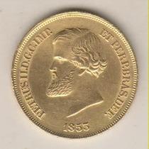 1 - Moeda De Ouro 10.000 Réis Sob/fc 8,96 Gr. Linda R$ 2.500