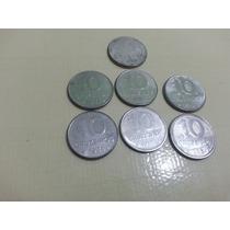 Mini Pack De Moedas - 10 Cruzeiros - O Grande Numismata