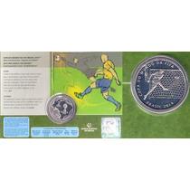 2 Reais - Copa Do Mundo - 2014 - O G O L