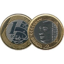 2 Moedas - 1 Real (2002) Jk + 1 Real (2005) Banco Central