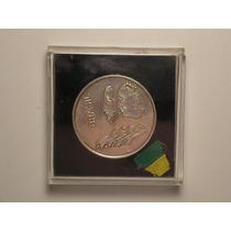 Estojo) 20 Cr$ - 1972 Sesquicentenário Da Ind.
