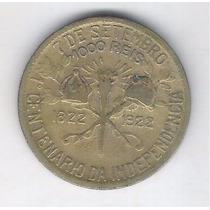 1000 Réis 1922 Comemorativa Centenário Da Independência.