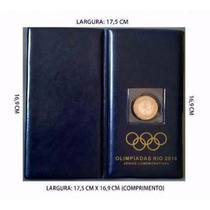 Álbum Das Moedas Das Olimpíadas Rio 2016
