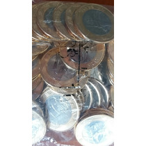 Moedas R$ 1,00 - Saco Lacrado Bacen - Comemorativa Vôlei