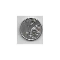 119 - Moeda Brasil 1990 - $ 1 Cruzeiro