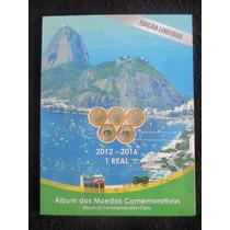 Jogos Olímpicos Do Rio - Cartela Completa Até Hoje C/a Rara