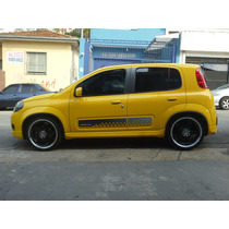 Molas Esportivas - Fiat Novo Uno ( Moderno )
