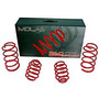 Molas Red Coil Golf Audi New Beatle Bora