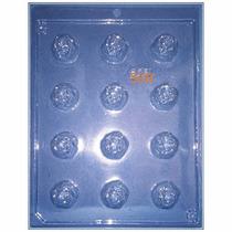 Forma De Acetato Para Chocolate E Trufas - ( 20 Formas)