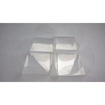 500 Formas/ Forminhas Acetato Transparente Para Doces Finos