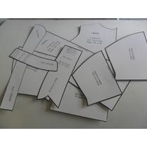 Modelagem Para Costura P/ Camisa C/ Dvd
