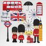 Kit Digital Londres (soldadinho De Chumbo)