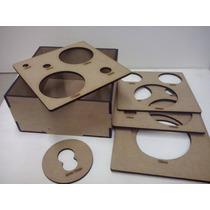 Modelador Para Bolas De Isopor Kit Completo - Aro Para Pé