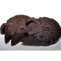 10 Formas Acetato Para Pirulito Chocolate E Bombom Star Wars