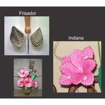 Frisador Em Alumínio Fundido Para Flor De E.v.a. - Indiana