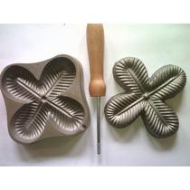 Frisador De Flor Em Alumínio - Calandra G