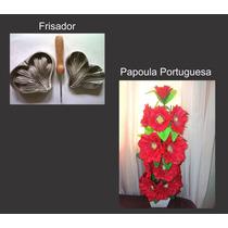 Frisador Para Flor De E.v.a. - Portuguesa G