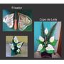 Frisador Para Flor De E.v.a. - Copo De Leite G