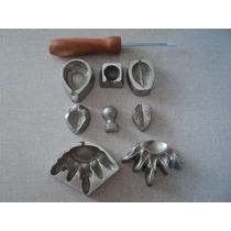 Kit De Frisadores - Rosa Pequena