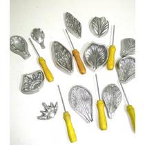 Frisadores De Eva Peças Em Aluminio Com Apostila Do Curso