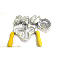 Kit Frisadores Eva - Rosa Serenata E Calandra G (aluminio)