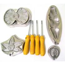 Kit De Frisadores Para Fazer Orquídeas