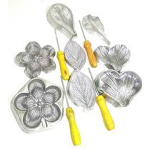 Frisadores Para Flores Em Eva Brinde Apostila Frete Gratis