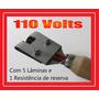 Frisador De Chinelo 110v + 5lâminas + 1resistência