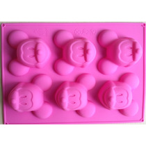 Molde De Silicone/ Mickey,mini Bolos,cake,chocolate,