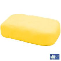 Massa Para Biscuit Fox Com 90 Gr - Amarelo Ouro