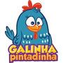 100 Moldes De Silicone P/artesanato Galinha Pintadinha P/enc