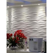Forma De Silicone P Fundir Pedra De Gesso Design Dunas Wall