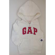 Moletom Gap Com Zíper - Original (menino E Menina)