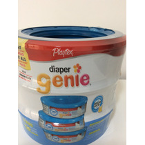 Refil Lixeira Fraldas Diaper Genie Playtex - Pronta Entrega