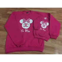 Tal Mae Tal Filha Minnie Channel Disney Pink