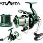Kit: Molinete Atlanta E Vara Surf Coast 4,20mts