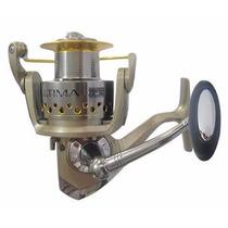 Molinete Para Pesca Altima 2000 Gold Marine Sports A5044
