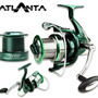 Kit: Molinete Atlanta E Vara Surf Coast 4,50mts