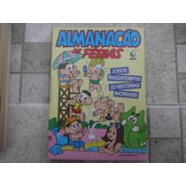 Gibi Almanacão De Férias Editora Globo Nº 2