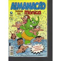 Almanacão Turma Da Mônica N 11 - Mauricio De Souza -ed Globo