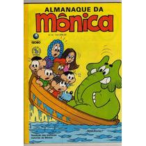 Almanaque Da Mônica Nº 33 Ed Globo Raríssimo