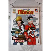 Turma Da Mônica Jovem - Nº 55 - Lacrada!! Baú Comic Shop