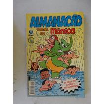Almanação Turma Da Mônica Nº 11! Ed. Globo Out 1999!