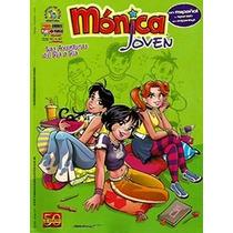 Revista Mónica Joven Nº1 En Espanhol Nova