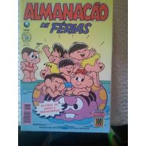 Almanacão De Férias Turma Da Monica 23 - Editora Globo