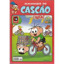 Gibi Almanaque Do Cascao #41 - Gibiteria Bonellihq