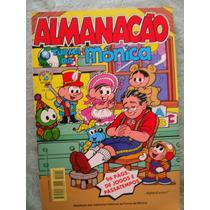 Almanacão Turma Da Mônica 6 Editora Globo 1997